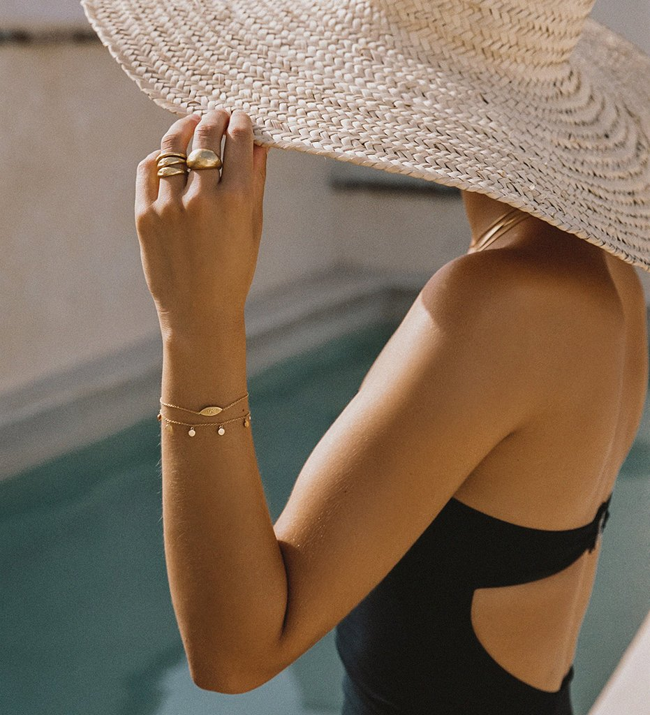 KIRSTIN ASH - Travel Stories Bracelet online at PAYA boutique