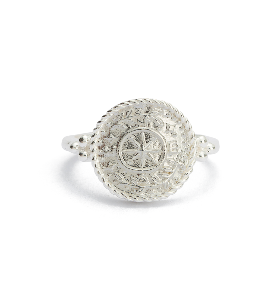 KIRSTIN ASH - Treasure Coin Ring online at PAYA boutique