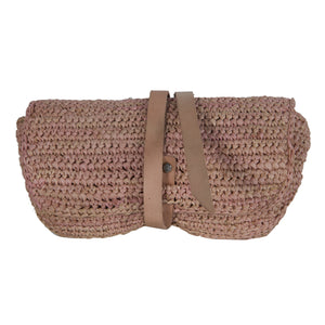 MADE IN MADA - Isaline Glasses Case - Light Pink online at PAYA boutique