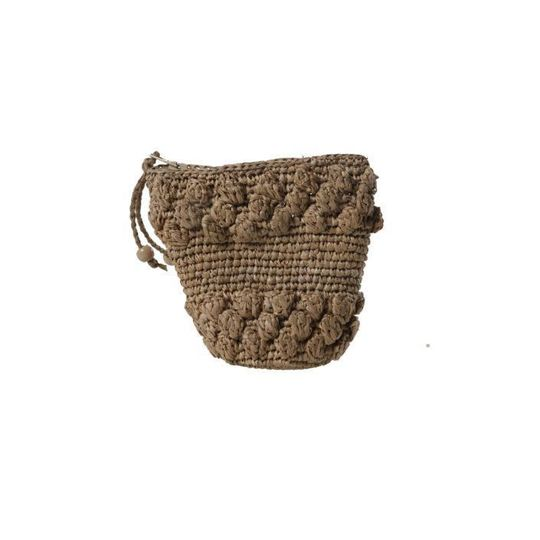 MADE IN MADA - Grace Coin Purse - Tea online at PAYA boutique