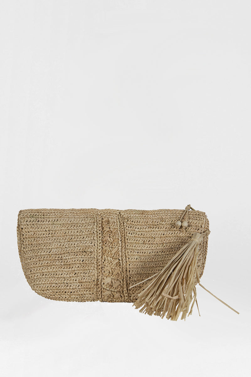 MADE IN MADA - Ilona Clutch online at PAYA boutique