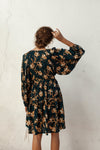BIRD AND KITE - Oleander Smock Dress Azaleas online at PAYA boutique