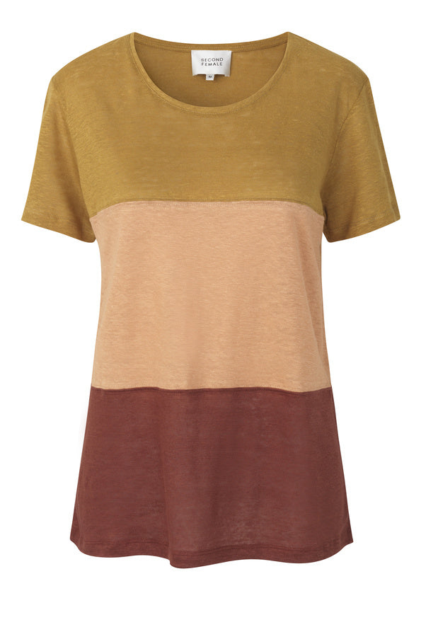 SECOND FEMALE - Peony O-Neck Tee online at PAYA boutique
