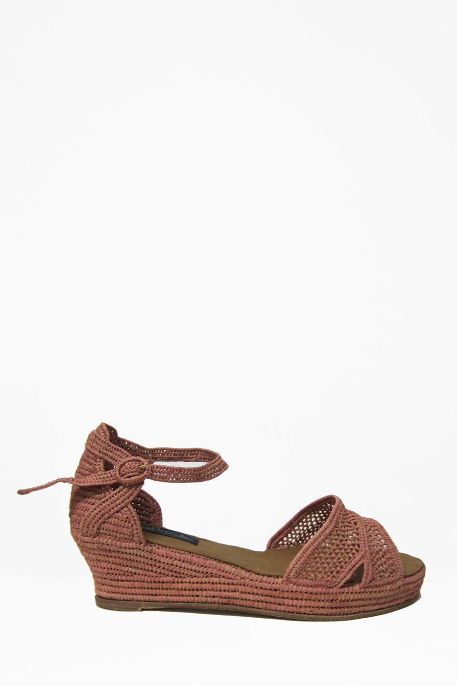 Buy Laila Wedge from RAFFIA CHIC at paya boutique