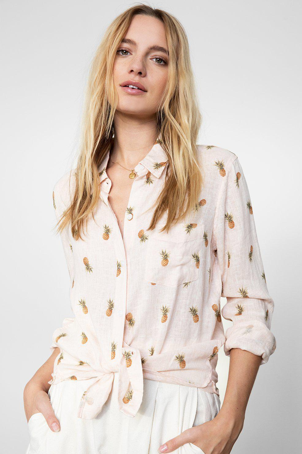 RAILS CLOTHING - Charli Shirt online at PAYA boutique