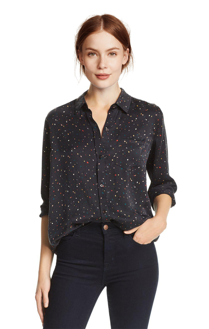 RAILS CLOTHING - Kate Silk Shirt online at PAYA boutique