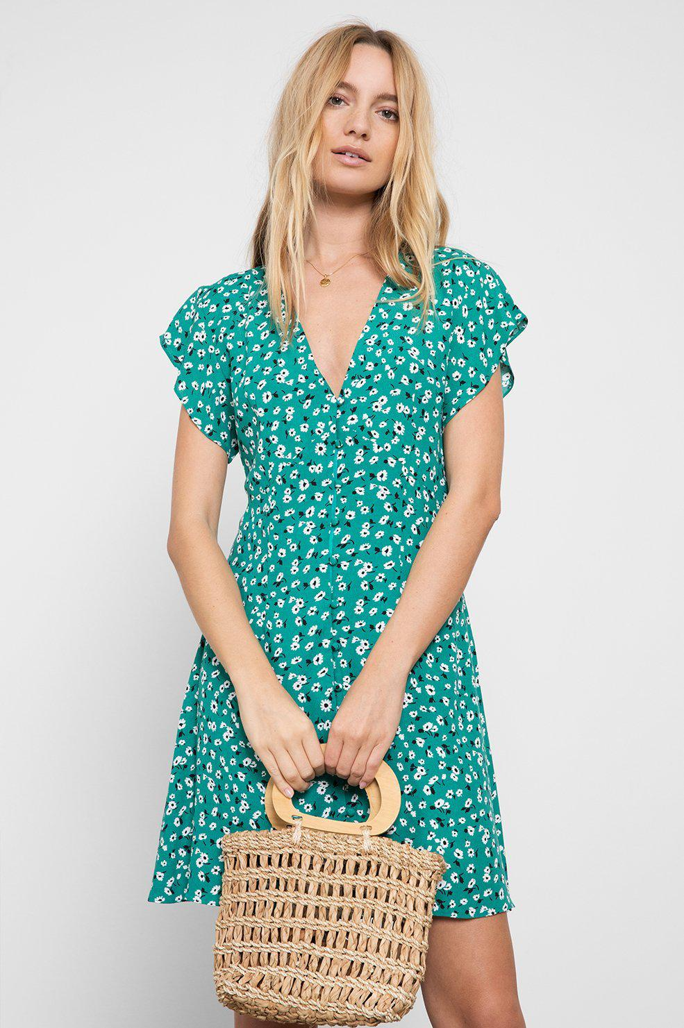 Buy Helena Sweet Pea Dress from RAILS CLOTHING at PAYA boutique