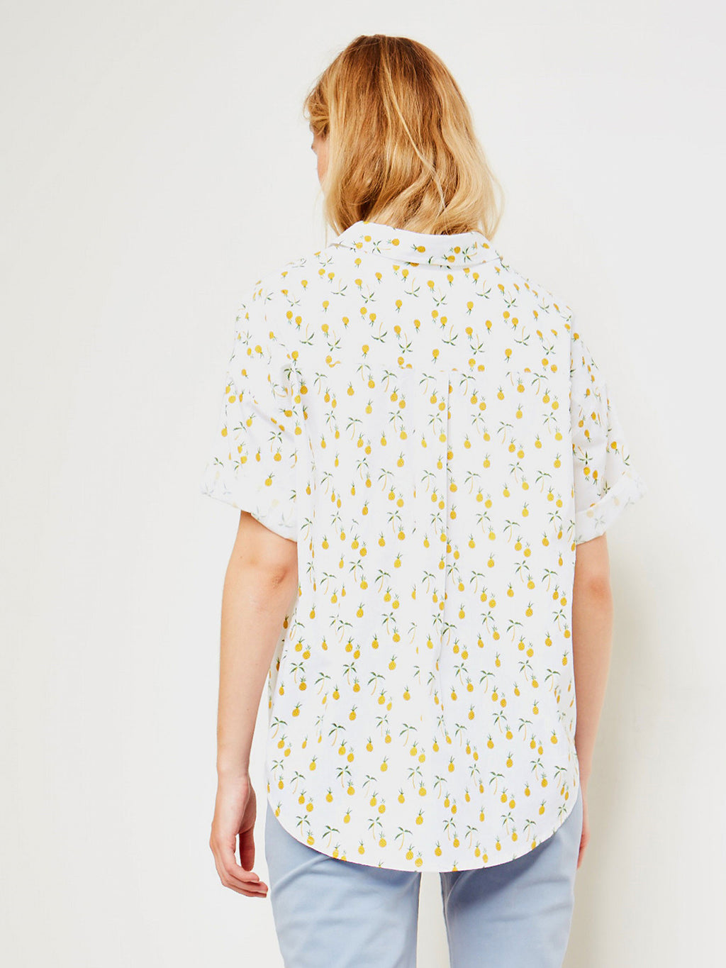 Buy Cleo Printed Shirt from REIKO at paya boutique