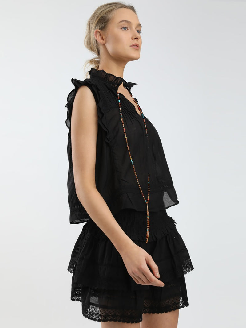 Buy Nani Lace Top from SACK'S at PAYA boutique