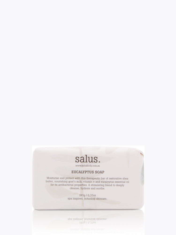 Buy Eucalyptus Soap from SALUS at PAYA boutique