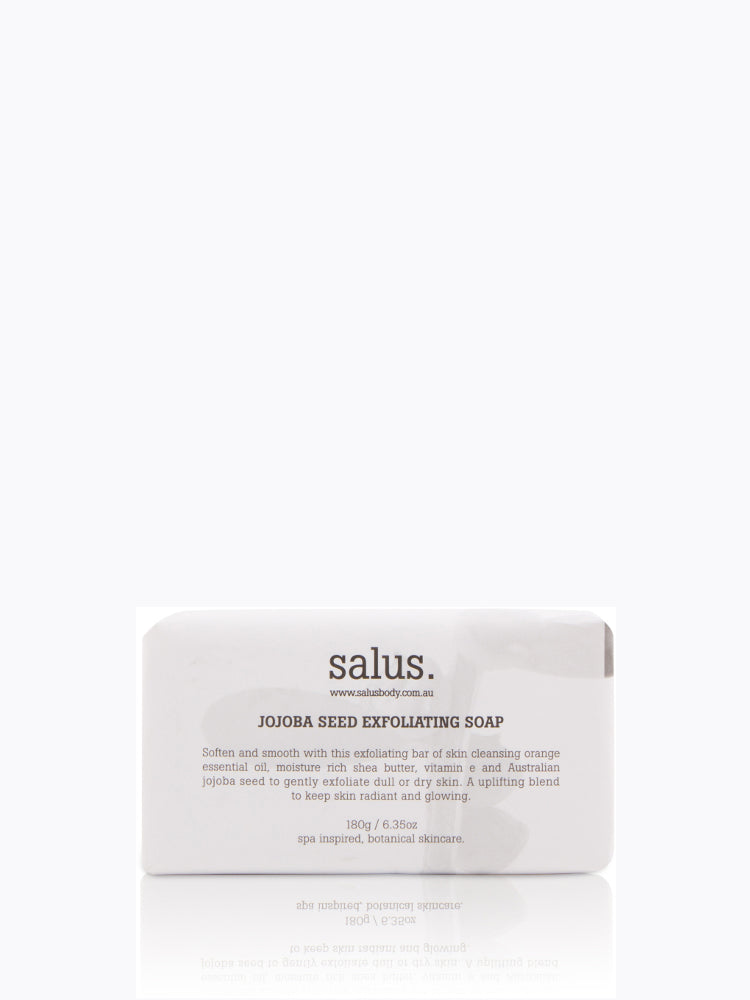 Buy Jojoba Seed Exfoliating Soap from SALUS at PAYA boutique