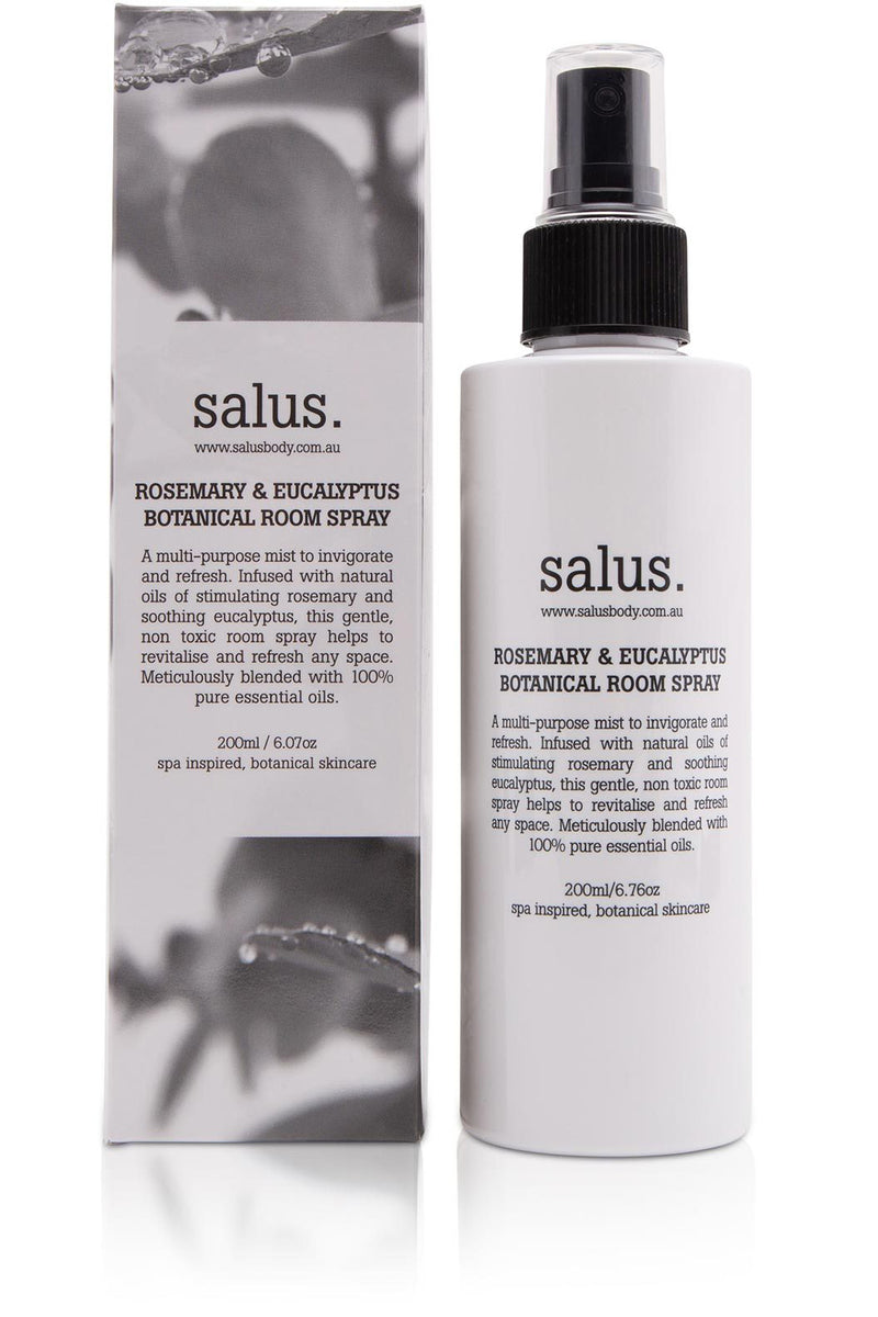 SALUS - Rosemary & Eucalyptus Botanical Room Spray online at PAYA boutique