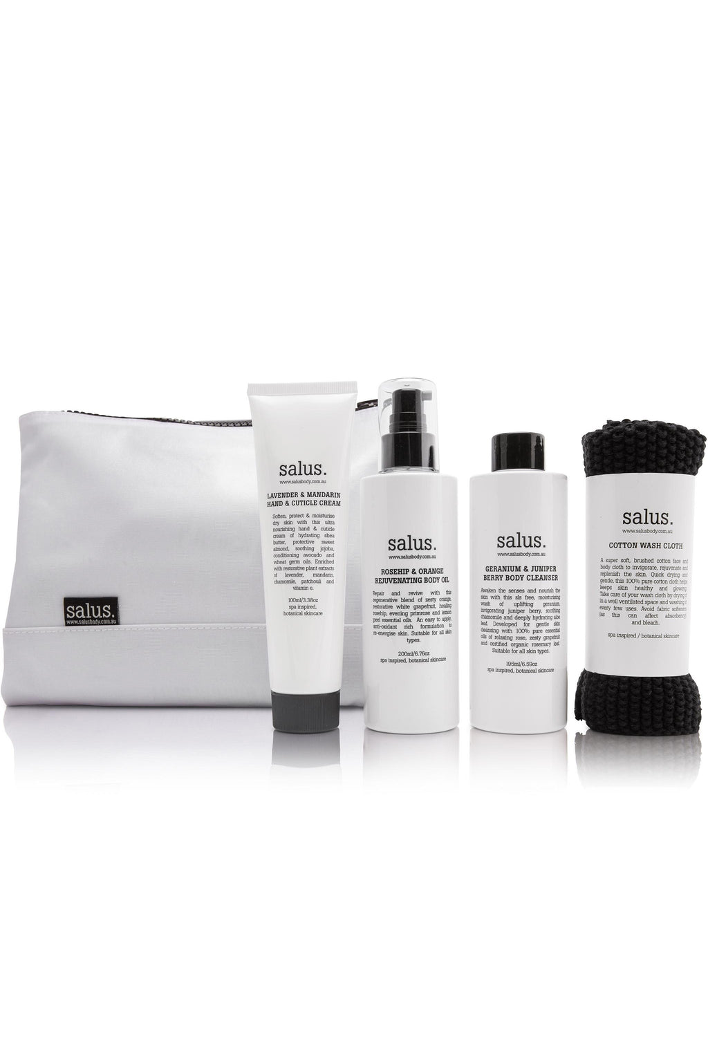 SALUS - Travel Set online at PAYA boutique