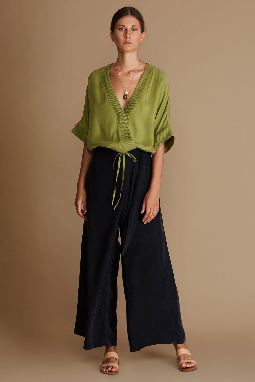 Sancia Daria blouse in Melon online at PAYA Boutique - Free delivery online