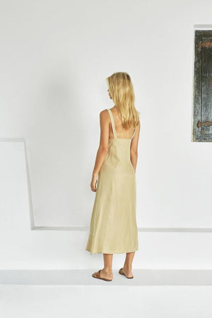 Buy Lieke Knot Dress from SANCIA at PAYA boutique