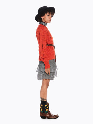 SCOTCH AND SODA - Asymetric Ruffle Skirt online at PAYA boutique