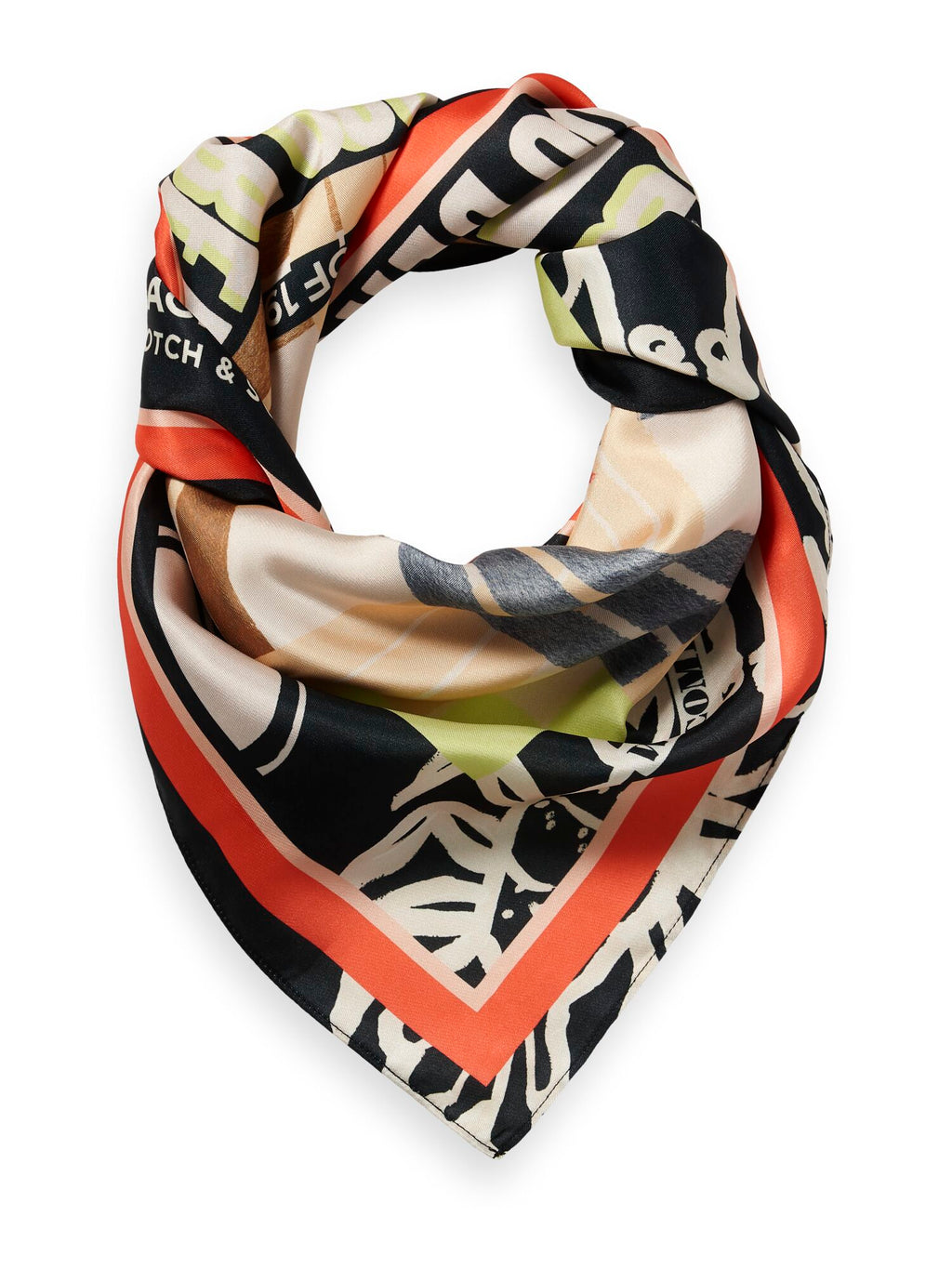 Buy Bamboo Beach Scarf from SCOTCH AND SODA at PAYA boutique