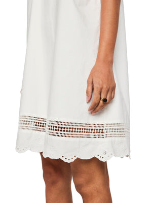 SCOTCH AND SODA - Cut-Out Embroidery Dress online at PAYA boutique