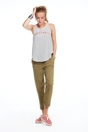 SCOTCH AND SODA - French Inspired Tank online at PAYA boutique