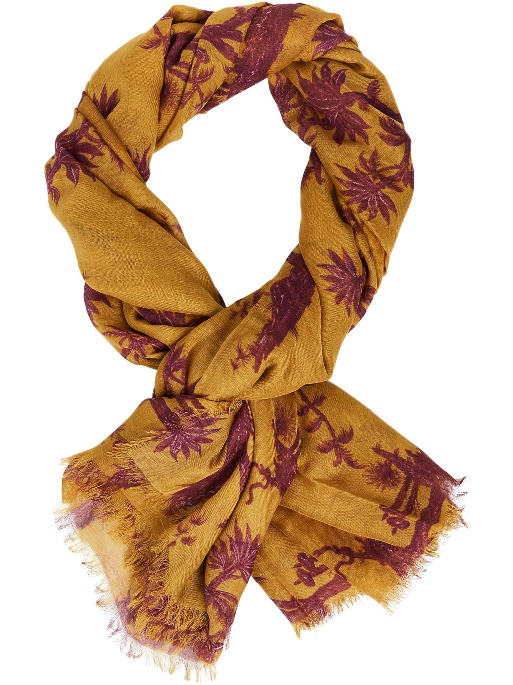 SCOTCH AND SODA - Light Printed Scarf online at PAYA boutique
