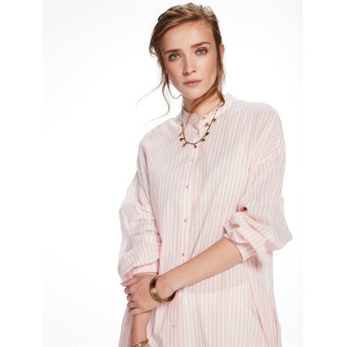 Buy Oversized Shirt Dress from SCOTCH AND SODA at PAYA boutique