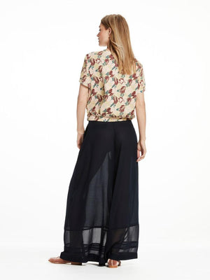 SCOTCH AND SODA - Printed Wrap Blouse online at PAYA boutique
