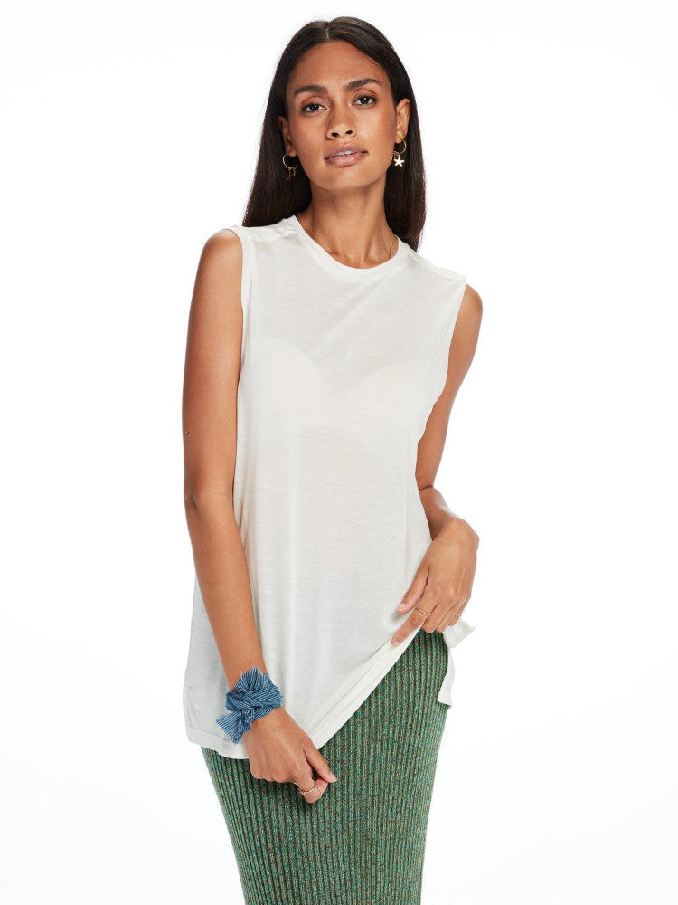 Buy Sleeveless Top from SCOTCH AND SODA at PAYA boutique