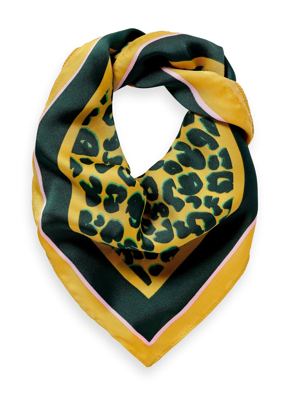 SCOTCH AND SODA - Printed Twill Scarf online at PAYA boutique
