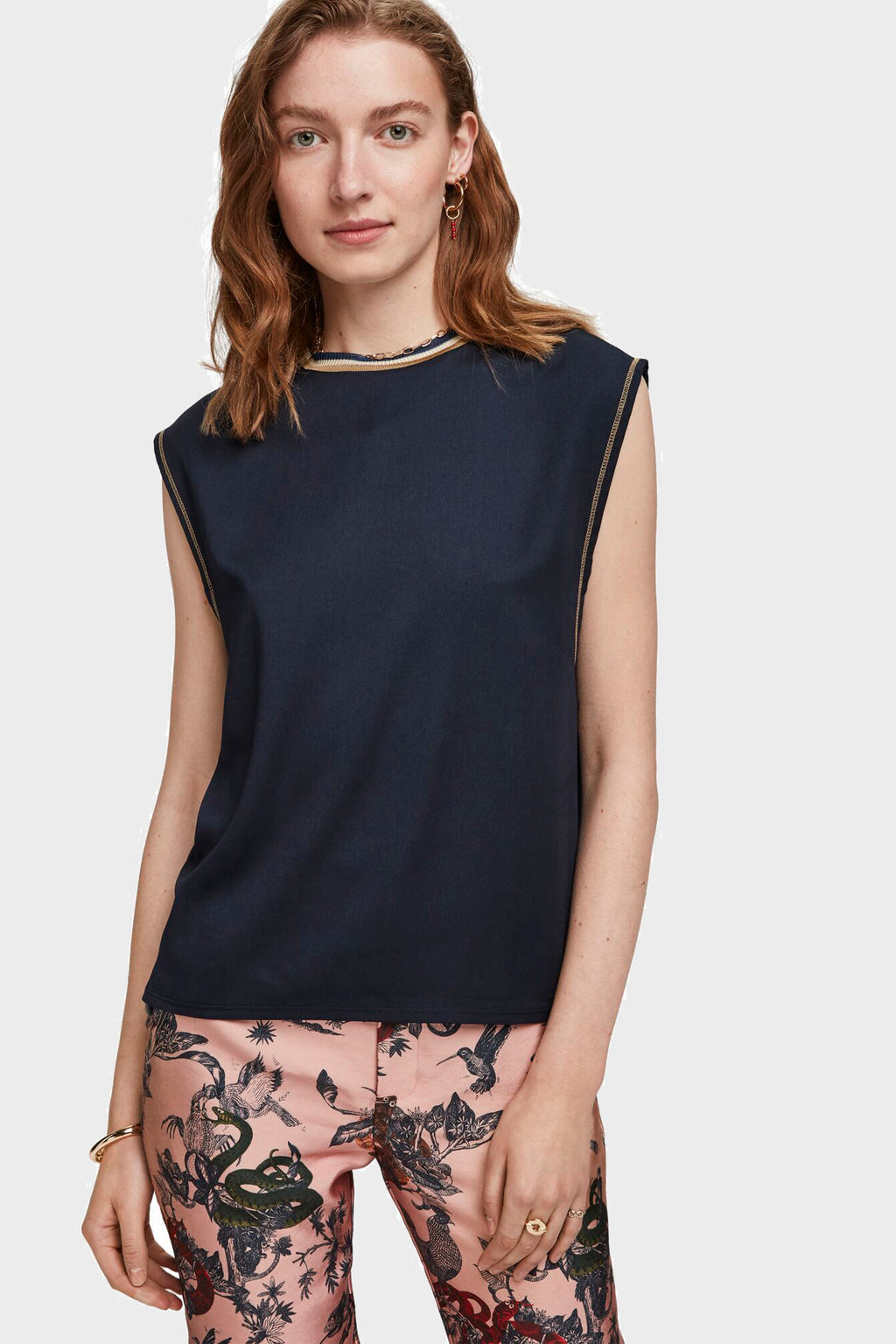SCOTCH AND SODA - Sleeveless Top online at PAYA boutique