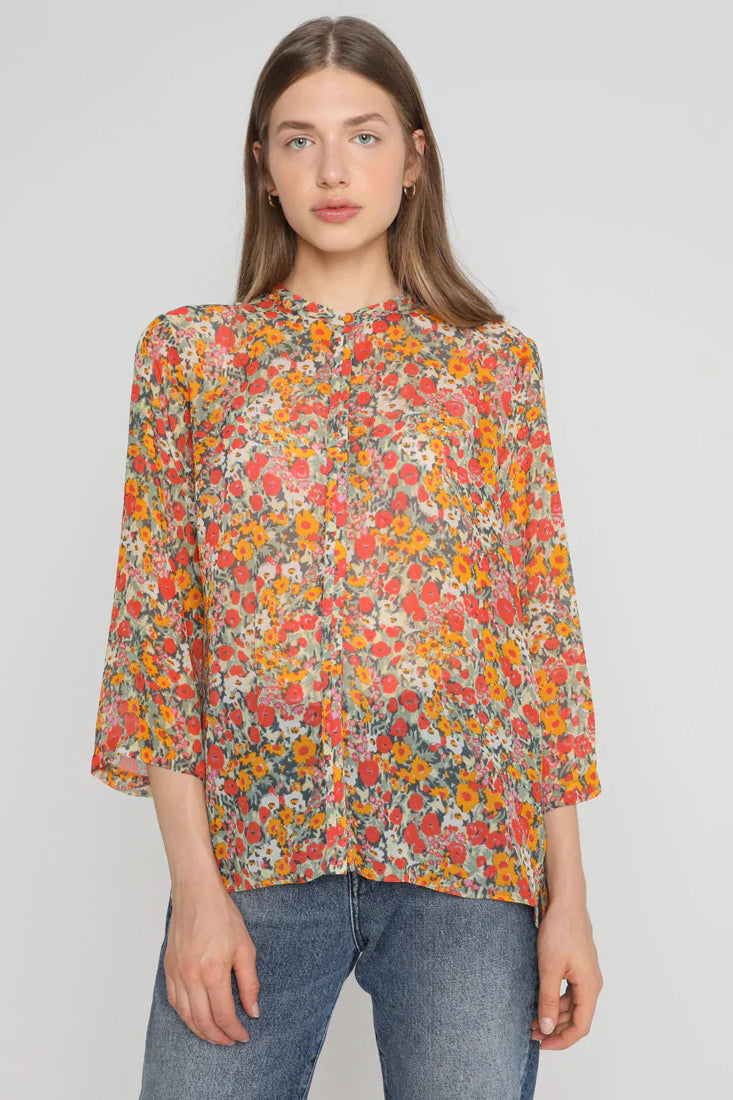 Buy Bloom Blouse from SECOND FEMALE at PAYA boutique