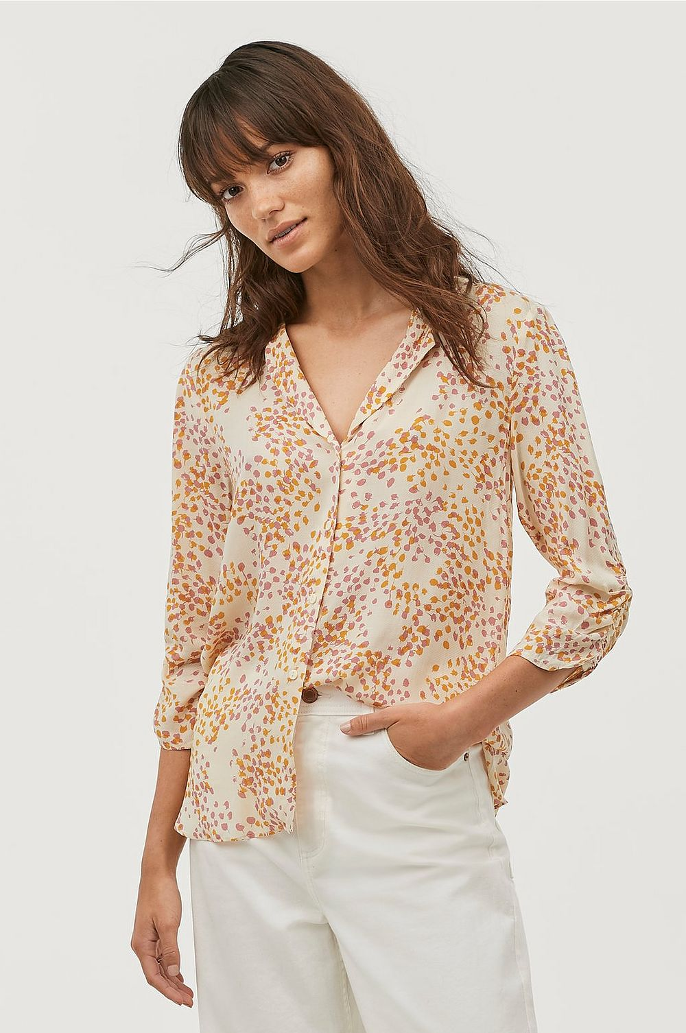 SECOND FEMALE - Dandelion Shirt online at PAYA boutique