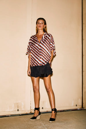 SECOND FEMALE - Fancy Shirt online at PAYA boutique