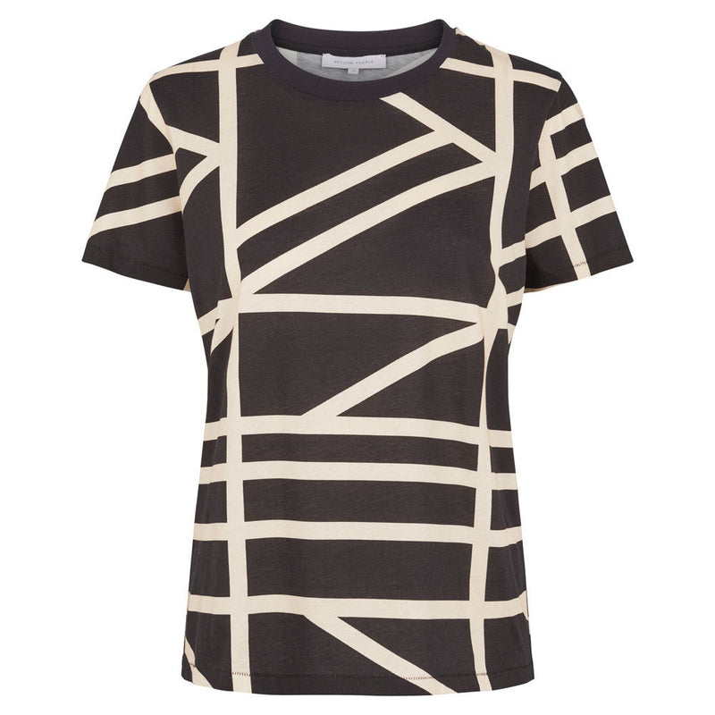 Buy Grid Tee from SECOND FEMALE at PAYA boutique