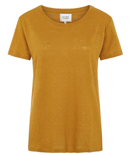 SECOND FEMALE - Peony O Neck Tee online at PAYA boutique