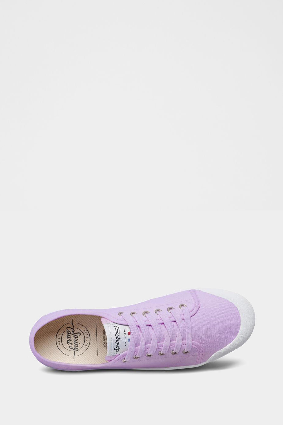 SPRINGCOURT - G2 Slim Canvas Sneaker online at PAYA boutique