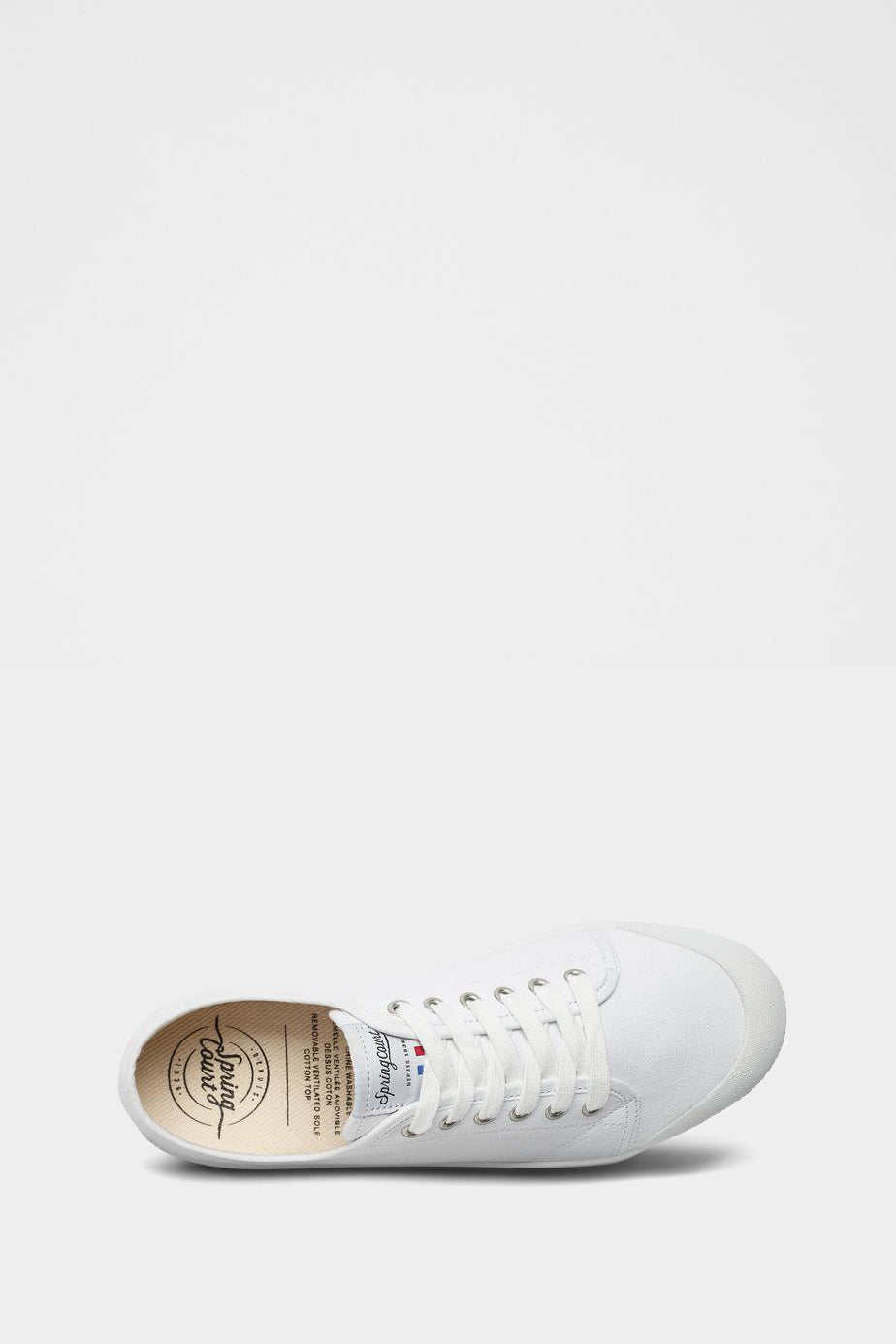 Buy G2S 1001 Classic Canvas Sneakers from SPRINGCOURT at PAYA boutique