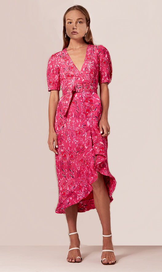 Bahati Wrap Dress