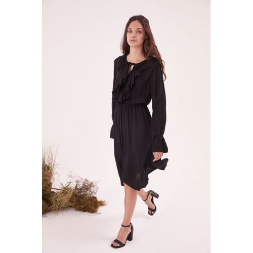 STEELE - Marcella Dress - Black online at PAYA boutique