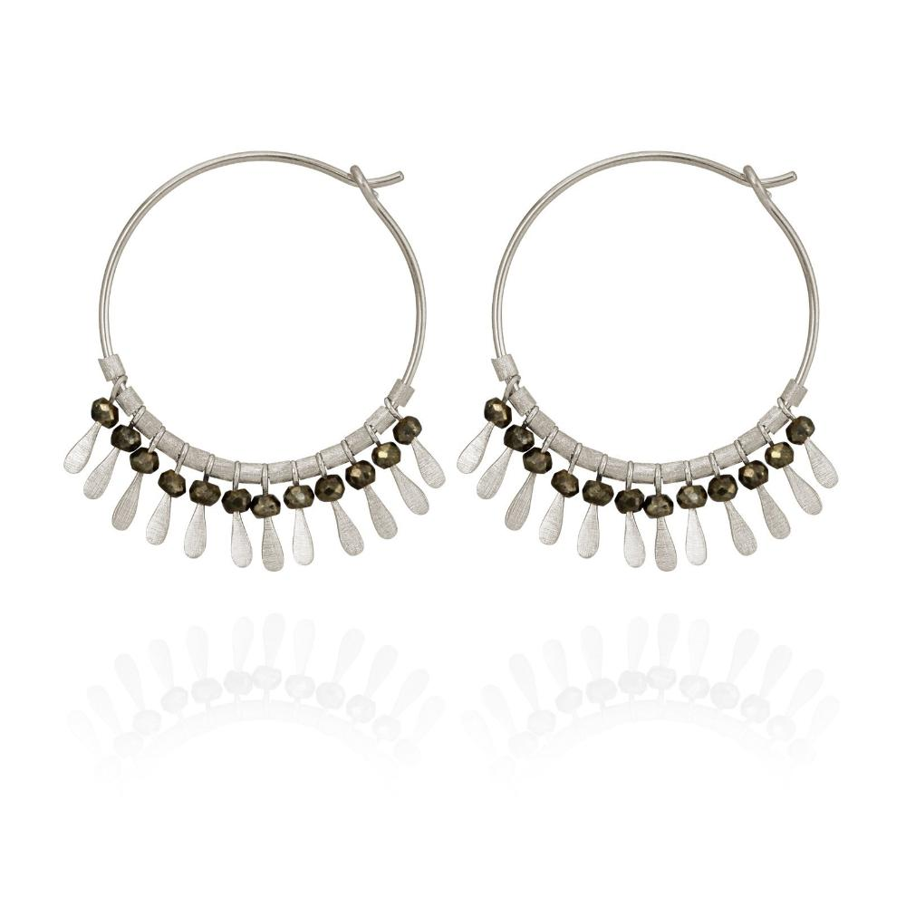 Buy Elli Earrings from TEMPLE OF THE SUN at paya boutique