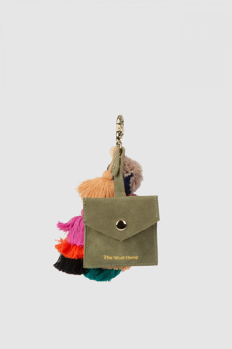 THE WOLF GANG - Chico Keychain Coin Purse online at PAYA boutique