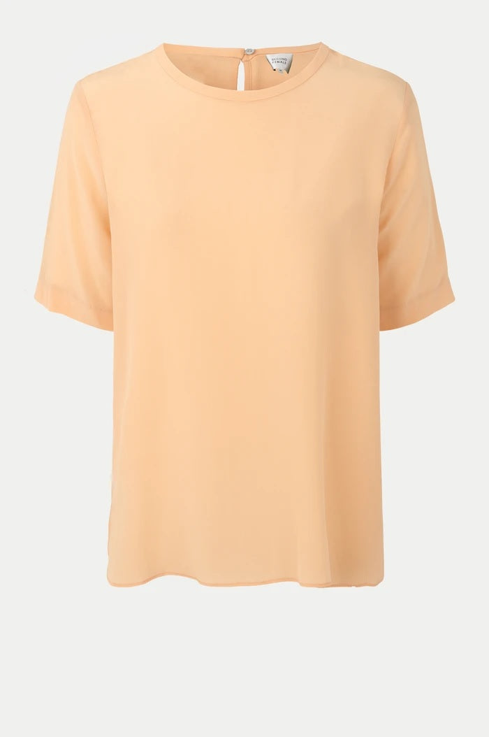 SECOND FEMALE - Tonga Silk SS Tee Shirt online at PAYA boutique