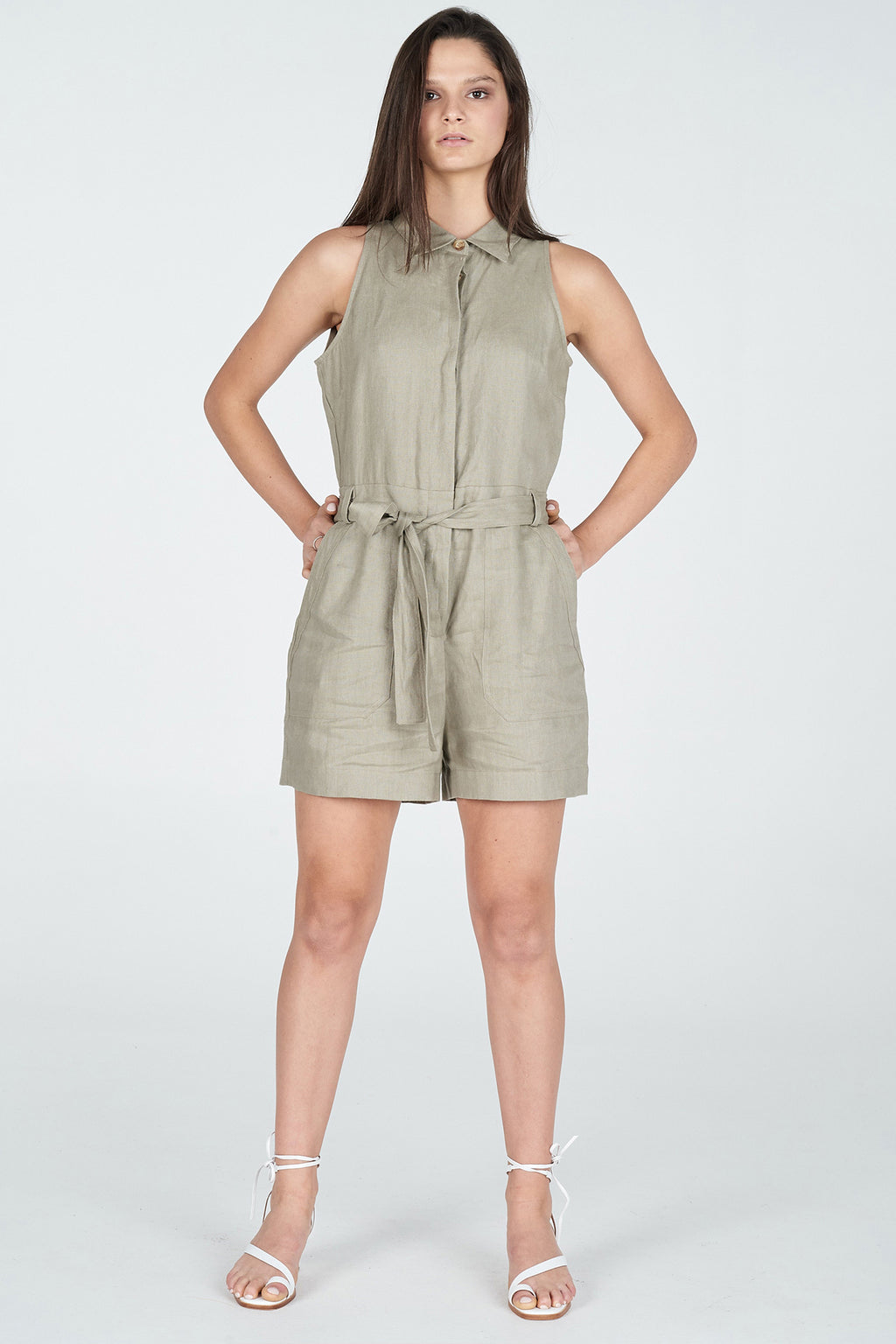 ZOE KRATZMANN - Embark Playsuit online at PAYA boutique