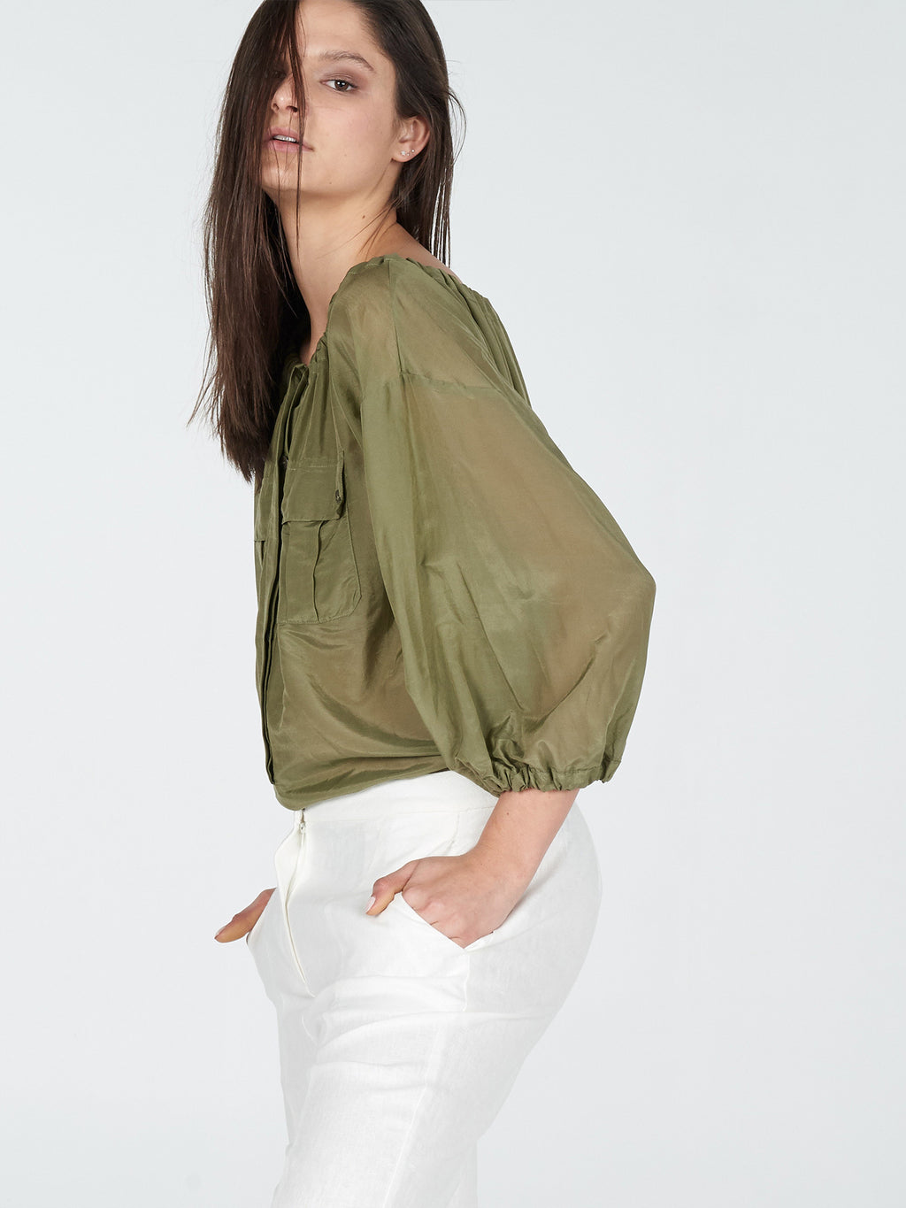 ZOE KRATZMANN - Panel Top online at PAYA boutique