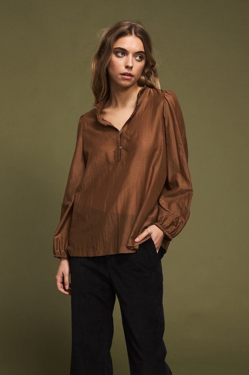 ZOE KRATZMANN - Lucent Shirt online at PAYA boutique
