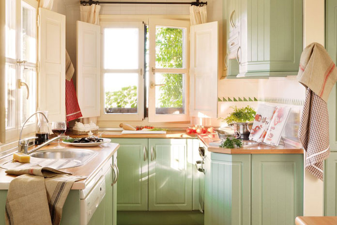 Maximum Recommendations for Tiny Kitchens