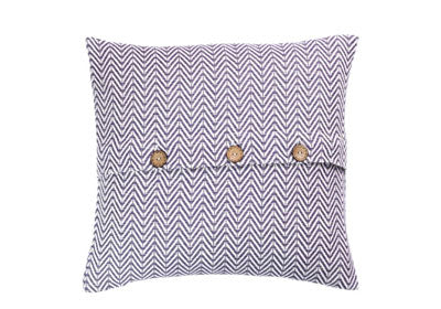 The Buldan Throw Pillows Plum