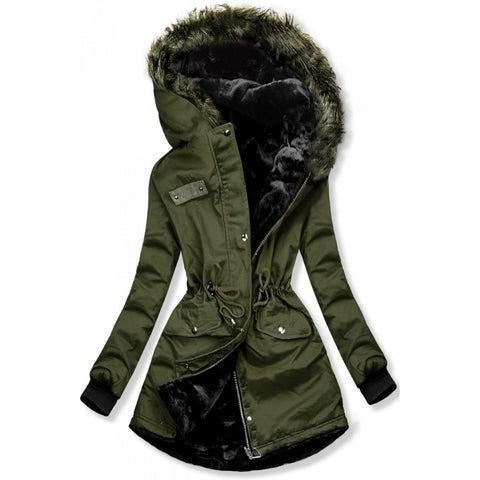 FASHION CASUAL PARKER WARM COATS