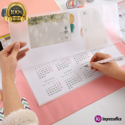 picture regarding Stylish Planners and Organizers named Calendars, Planners Playing cards Impress Workplace