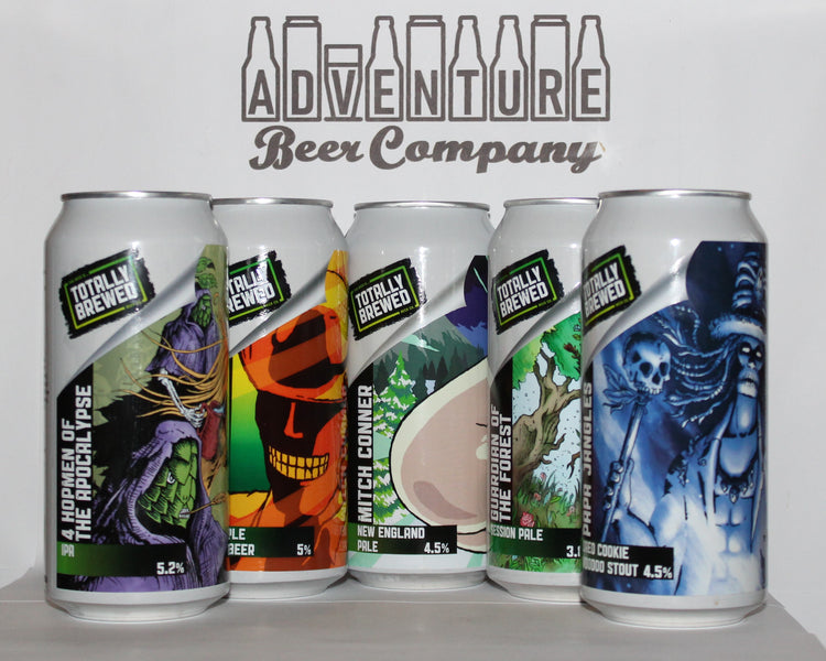 Totally Awesome Cans...