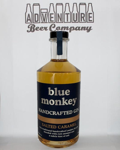 Blue Monkey Salted Caramel Gin